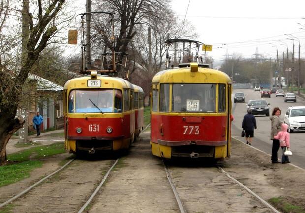 Харьковчан просят по возможности не пользоваться городским транспортом. Фото: comments.ua