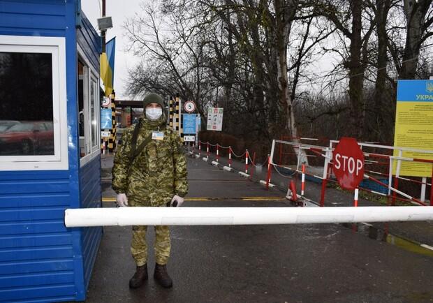 Где можно выехать из Украины на машине. Фото: zak-kor.net