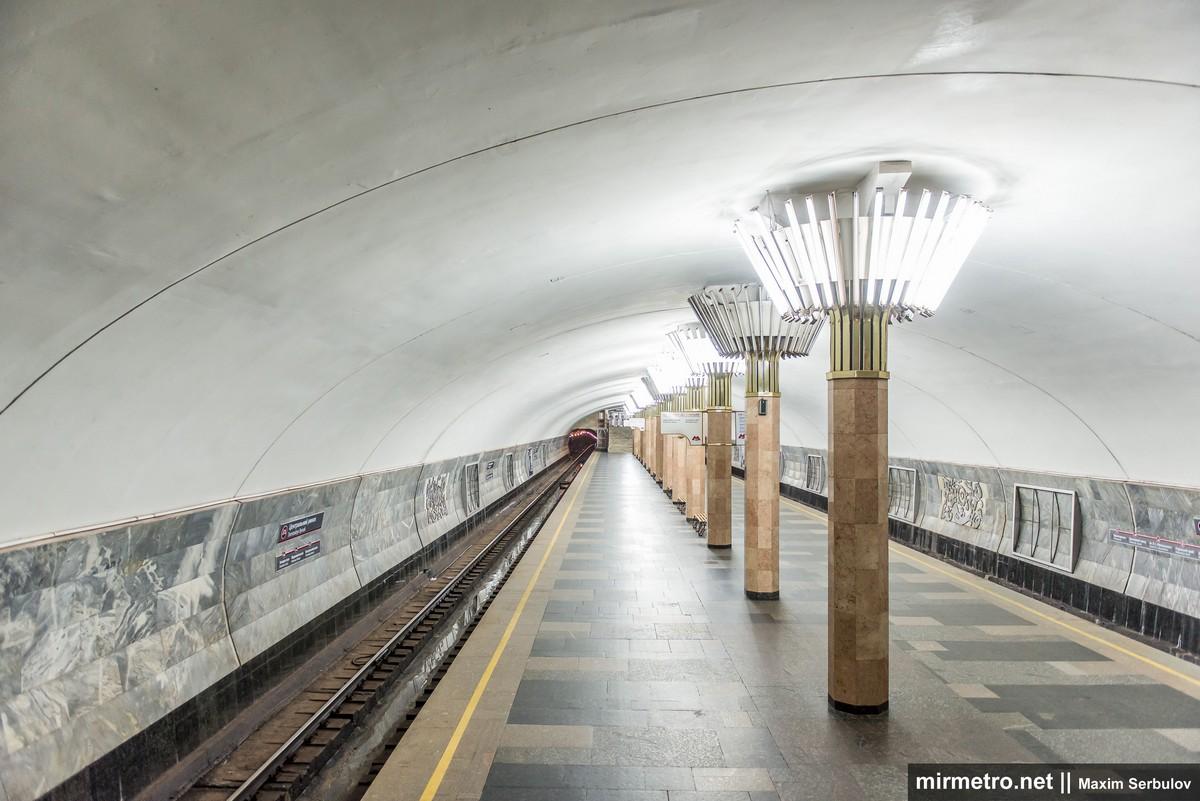 недостаток харьков метро ст державинская фото станции своему
