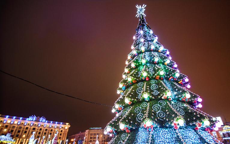 Новый год 2019 в Харькове: утвержден план мероприятий ...