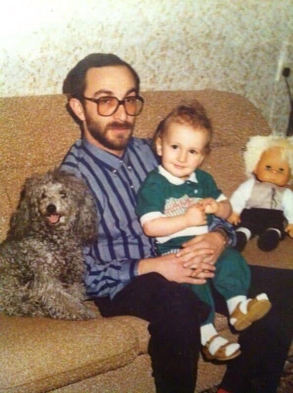 Геннадий Кернес с сыном Кириллом