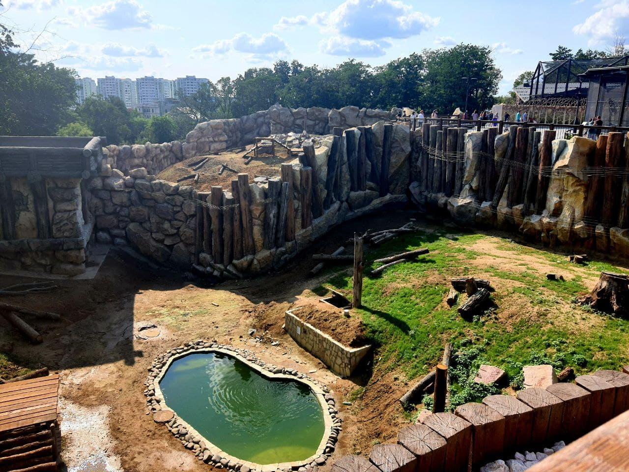 Смотри фото и видео: в Харькове открыли зоопарк после реконструкции фото 5