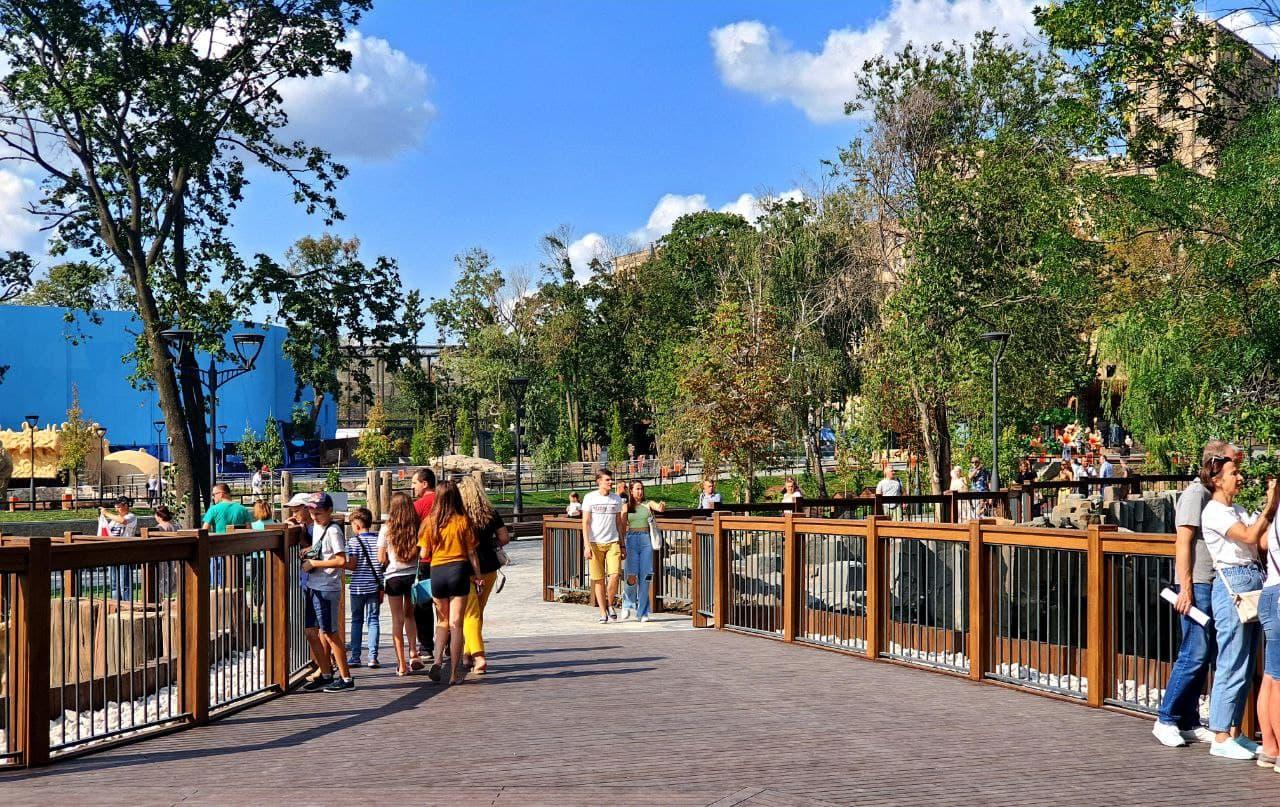 Смотри фото и видео: в Харькове открыли зоопарк после реконструкции фото 2